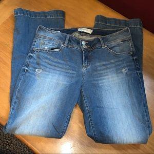 Torrid Plus Size 12 Flare Jeans Denim Pants Bottoms